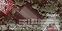 Фотография со спутника Яндекса, Альпийская улица, дом 1А в Сочи