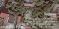 Фотография со спутника Яндекса, Альпийская улица, дом 32 в Сочи