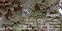 Фотография со спутника Яндекса, Альпийская улица, дом 46 в Сочи