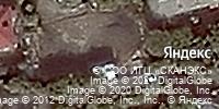 Фотография со спутника Яндекса, Альпийская улица, дом 11 в Сочи