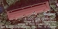 Фотография со спутника Яндекса, Альпийская улица, дом 17 в Сочи
