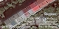 Фотография со спутника Яндекса, Альпийская улица, дом 13 в Сочи