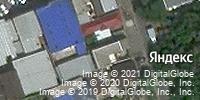 Фотография со спутника Яндекса, проспект Шолохова, дом 44 в Ростове-на-Дону