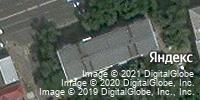 Фотография со спутника Яндекса, проспект Шолохова, дом 48/83 в Ростове-на-Дону