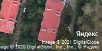 Фотография со спутника Яндекса, улица Яна Фабрициуса, дом 2/30 в Сочи