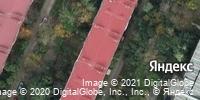 Фотография со спутника Яндекса, улица Яна Фабрициуса, дом 2/34 в Сочи