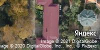 Фотография со спутника Яндекса, улица Яна Фабрициуса, дом 2/16А в Сочи