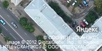 Фотография со спутника Яндекса, улица Ленина, дом 2 в Рязани