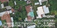 Фотография со спутника Яндекса, Электрозаводская улица, дом 19 в Рязани
