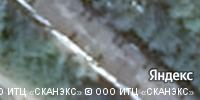 Фотография со спутника Яндекса, улица Зубковой, дом 1 в Рязани
