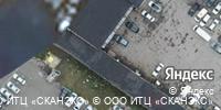 Фотография со спутника Яндекса, улица Зубковой, дом 8, строение 1 в Рязани