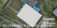 Фотография со спутника Яндекса, улица Зубковой, дом 6Б в Рязани
