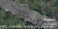 Фотография со спутника Яндекса, улица Зубковой, дом 10А в Рязани
