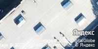 Фотография со спутника Яндекса, Ленинградский проспект, дом 49А в Ярославле