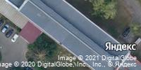 Фотография со спутника Яндекса, улица Павлика Морозова, дом 7 в Ярославле