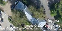 Фотография со спутника Яндекса, улица Павлика Морозова, дом 2 в Ярославле