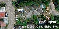Фотография со спутника Яндекса, улица Панкратова, дом 9 в Вологде
