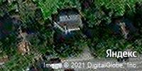 Фотография со спутника Яндекса, улица Панкратова, дом 12 в Вологде