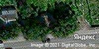 Фотография со спутника Яндекса, улица Панкратова, дом 10 в Вологде