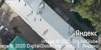 Фотография со спутника Яндекса, улица Воинова, дом 1 в Ярославле