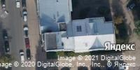 Фотография со спутника Яндекса, улица Собинова, дом 37, корпус 2 в Ярославле