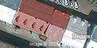 Фотография со спутника Яндекса, проспект Победы, дом 19 в Вологде