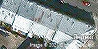 Фотография со спутника Яндекса, проспект Победы, дом 3 в Вологде