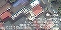 Фотография со спутника Яндекса, улица 8 Марта, дом 21Б в Сочи