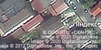 Фотография со спутника Яндекса, улица 8 Марта, дом 17 в Сочи