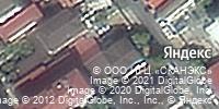 Фотография со спутника Яндекса, улица 8 Марта, дом 15 в Сочи