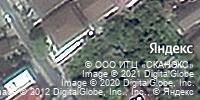 Фотография со спутника Яндекса, улица 8 Марта, дом 18 в Сочи