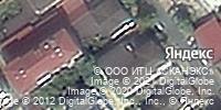 Фотография со спутника Яндекса, улица 8 Марта, дом 13 в Сочи