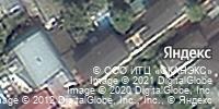 Фотография со спутника Яндекса, улица 8 Марта, дом 7 в Сочи