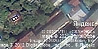 Фотография со спутника Яндекса, улица 8 Марта, дом 14 в Сочи