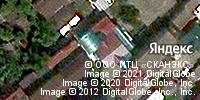 Фотография со спутника Яндекса, улица 8 Марта, дом 12 в Сочи