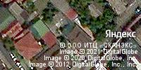Фотография со спутника Яндекса, улица Свердлова, дом 17 в Сочи