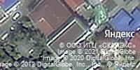Фотография со спутника Яндекса, улица Свердлова, дом 10А в Сочи