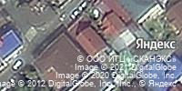 Фотография со спутника Яндекса, улица Свердлова, дом 12 в Сочи