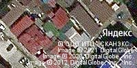 Фотография со спутника Яндекса, улица Ульянова, дом 15 в Сочи