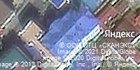 Фотография со спутника Яндекса, улица Ульянова, дом 14 в Сочи