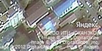Фотография со спутника Яндекса, улица Крупской, дом 25 в Сочи