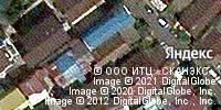 Фотография со спутника Яндекса, улица Крупской, дом 25, корпус 1 в Сочи