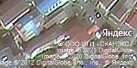 Фотография со спутника Яндекса, улица Крупской, дом 23 в Сочи