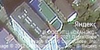 Фотография со спутника Яндекса, улица Ульянова, дом 24 в Сочи
