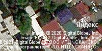 Фотография со спутника Яндекса, улица Крупской, дом 17 в Сочи