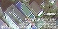 Фотография со спутника Яндекса, улица Ульянова, дом 22 в Сочи