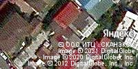 Фотография со спутника Яндекса, улица Крупской, дом 26 в Сочи