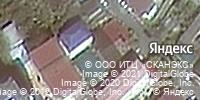 Фотография со спутника Яндекса, улица Крупской, дом 15А в Сочи