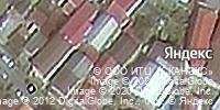Фотография со спутника Яндекса, улица Крупской, дом 24 в Сочи