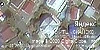 Фотография со спутника Яндекса, улица Крупской, дом 20 в Сочи